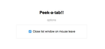 peek-a-tab___options