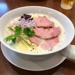 「風見鶏」濃厚チーズ鶏白湯@西田辺2